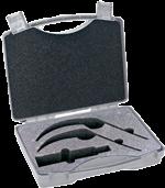 Кейс для ларингоскопа для 2 клинков флеплайт и 1 рукояти