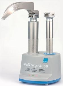 Пример зарядки лампочного ларингоскопа