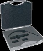 Кейс для ларингоскопа для 1 клинка флеплайт, 1 рукояти и двух батареек