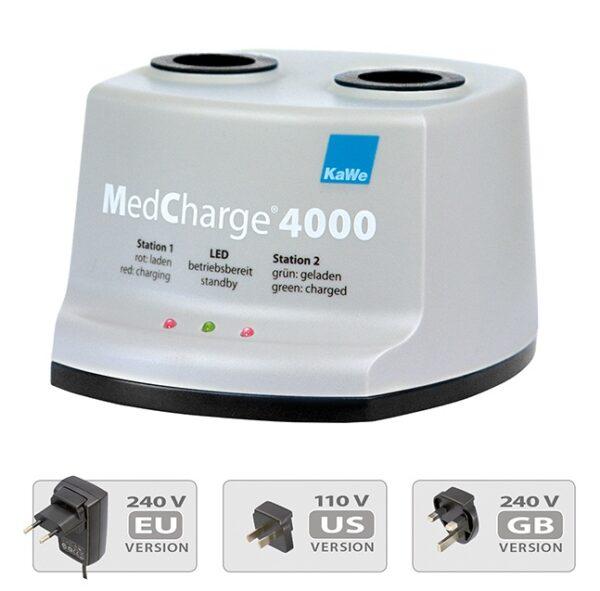 Зарядное устройство МедЧардж 4000 KaWe (Германия)