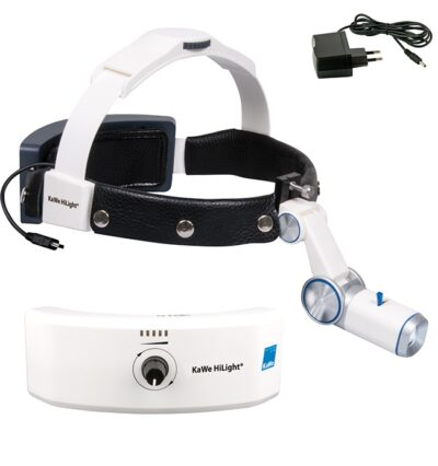 Налобный осветитель HiLight LED H-800 КаWe. Набор 1