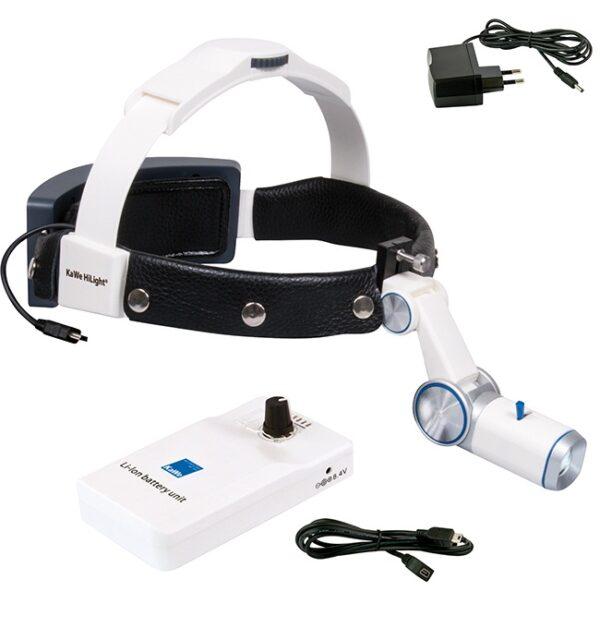 Налобный осветитель HiLight LED H-800 КаWe. Набор 2