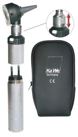 Отоскоп KaWe Комбилайт ФО 30 3,5В (фиброоптический)