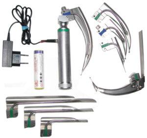 Ларингоскоп: особенности и виды прибора